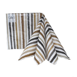 COLORFUL STRIPES Brown